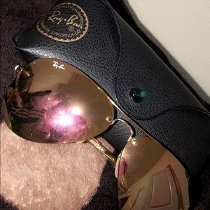 Ray-Ban 100% UV protection